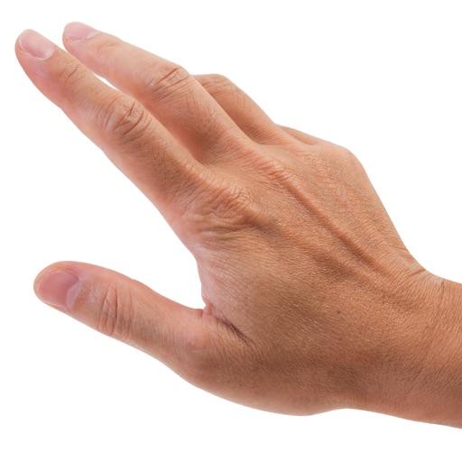 Le toucher en ostéopathie